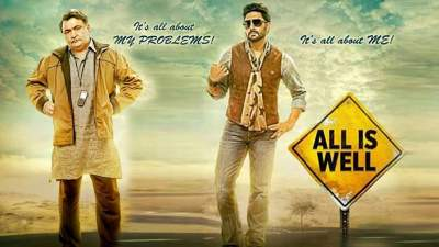 All Is Well (2015) Hindi 480p Full Movies Free Download HD MKV BluRay