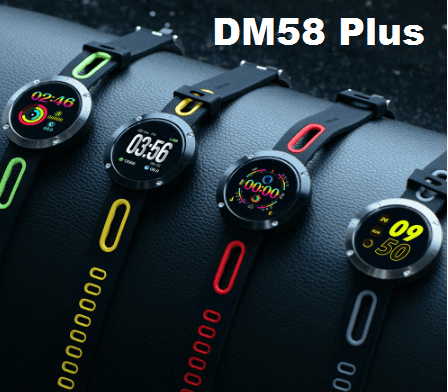 Bakeey DM58 Plus New SmartWatch Specs Features and Price