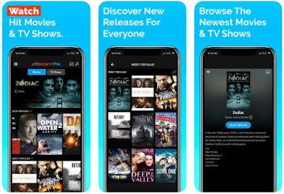 Aplikasi Nonton Film di iPhone - 1