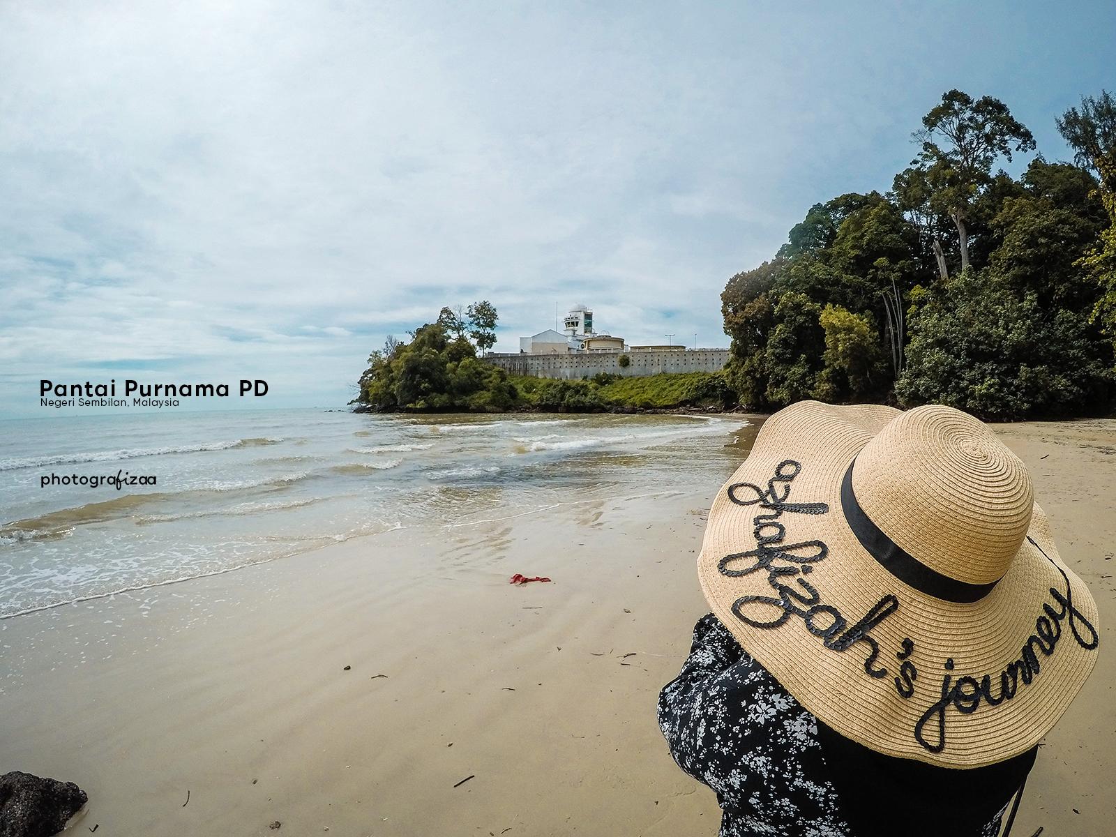 Pantai Purnama Port Dickson