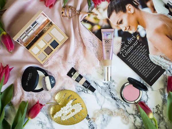 Frühlings-Make-Up Look mit IT Cosmetics