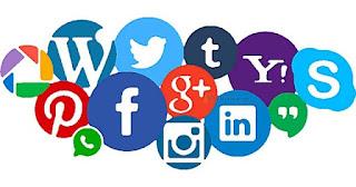 Akun Media Sosial Pasangan CAlon bupati dan Wakil Bupati Bulukumba