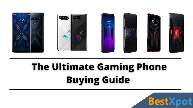 The Ultimate Gaming Phone Buying Guide