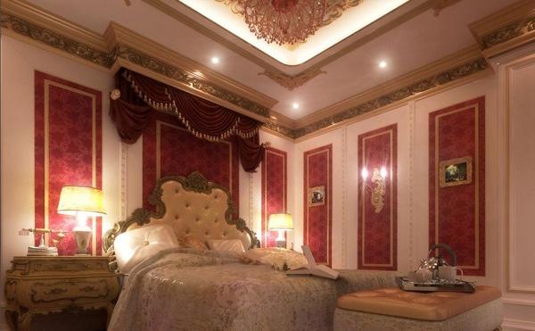 Desain Kamar Tidur Klasik untuk Rumah Minimalis ...