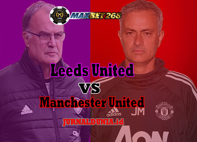 Prediksi Leeds United vs Manchester United  , Minggu 25 April 2021 Pukul 20.00 WIB