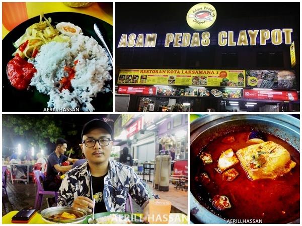 Travelogue Percutian ke Melaka 2 Hari 1 Malam