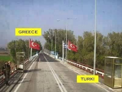 Greece-Turki-Border