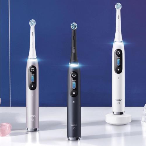 Oral B elektrische tandenborstel met accu indicator