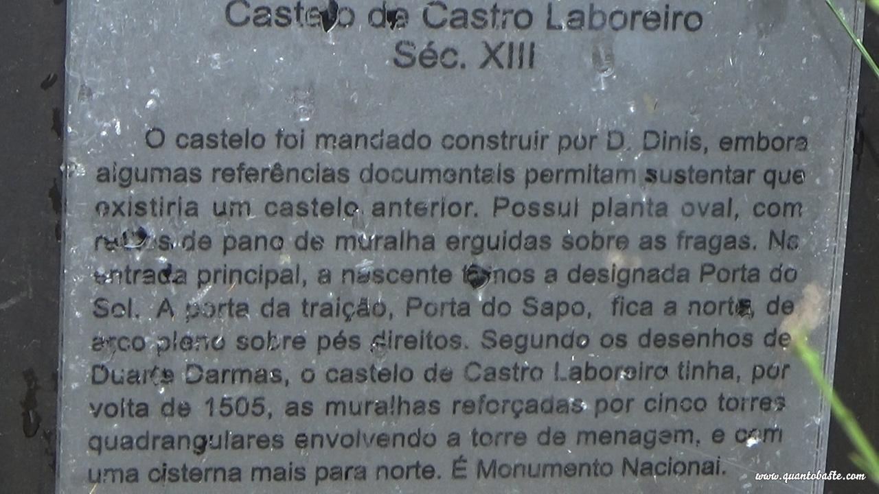 História do Castelo de Castro Laboreiro - Parque Nacional Peneda-Gerês