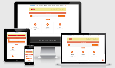 Download Template Blogger Juragan Safelink Premium Responsive