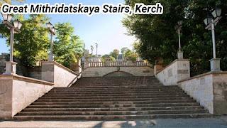 Great Mithridatskaya Stairs, Kerch