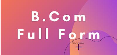 B com full meaning