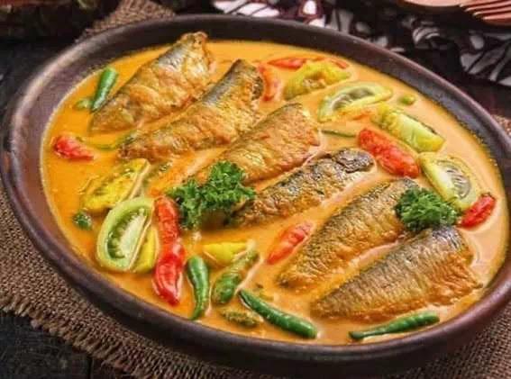 Resep Mangut Ikan Sarden