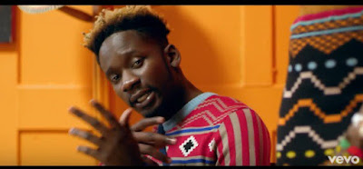[Video]: Mr Eazi - Pour Me Water