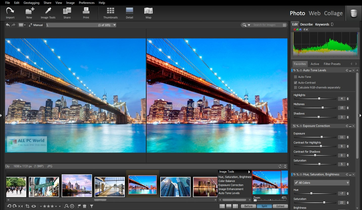 Tải StudioLine Photo Classic 4 Full Activate Dành Cho PC
