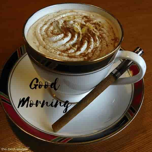 cappuccino cinnamon cup art design image
