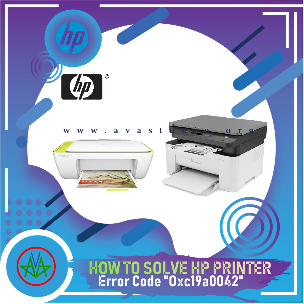 How to fix Error Oxc19a0042 HP Printer