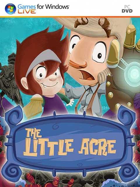 تحميل لعبة The Little Acre برابط مباشر + تورنت