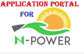 www.npower.gov.ng - Npower Registration & Login Portal (Recruitment Page 2018/2019)