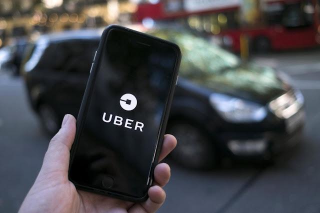 uber licenciement