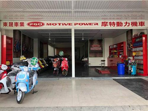 偉成機車行3家店鋪位在高雄與台南交界,振昌天天持續供貨,建立長遠互惠的夥伴關係。