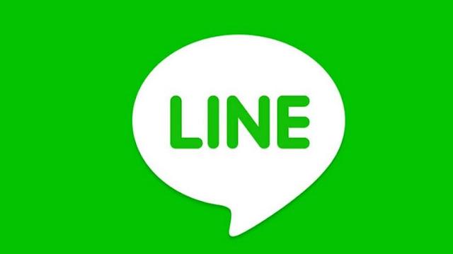 Cara Share Lokasi di LINE