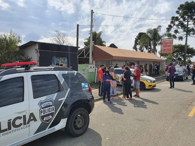 Piraquara: Agente penitenciário é morto a tiros em casa