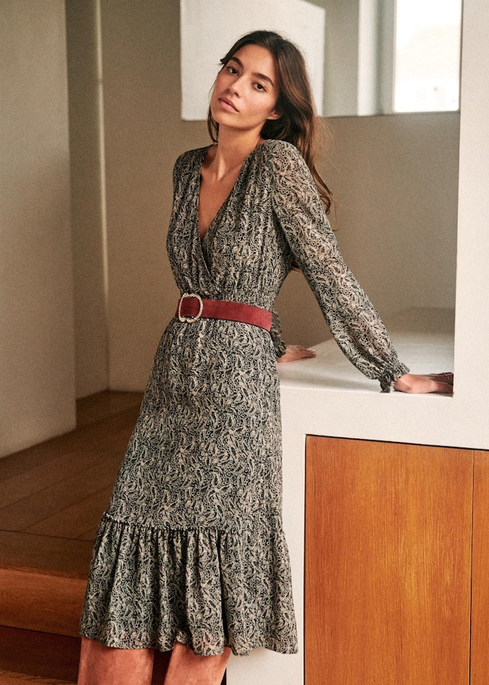 Sézane, Sézane Fall 2019, Sézane Fall Collection, Sézane Lookbook, Sezane, Sezane Fall