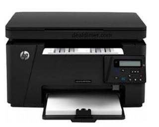 HP M126nw Monochrome Printer