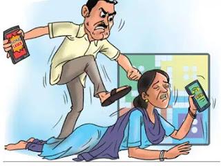 पत्नी ने पति को लूडो गेम में हराया तो पति ने तोड़ी रीढ़ की हड्डी