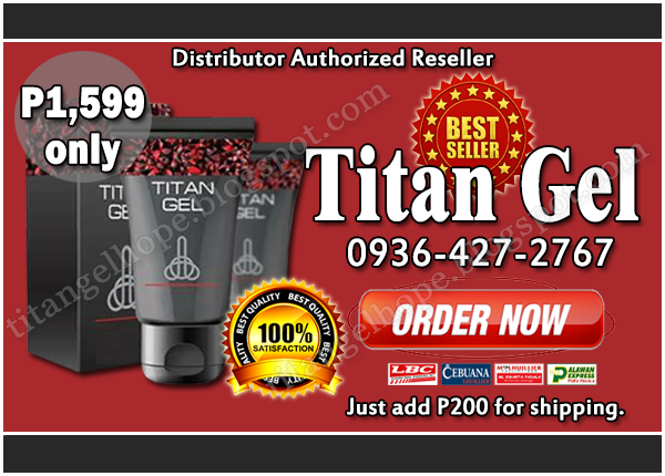 titan gel hope about us