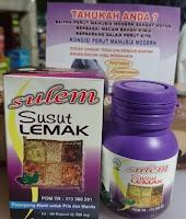 Susut Lemak | Herbal Pelangsing aman sudah terdaftar BPOM ( Obat diet ampuh )