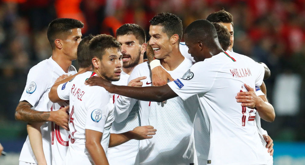 نتيجة مباراة البرتغال وليتوانيا بتاريخ 14-11-2019 التصفيات المؤهلة ليورو 2020
