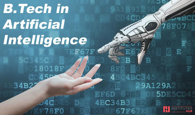 Pursue B.tech CSE in Artificial Intelligence and Become a Data Scientist