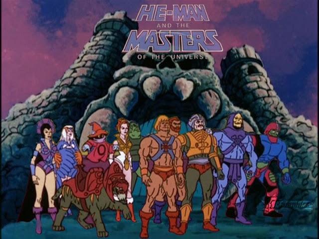 He-Man anos 80