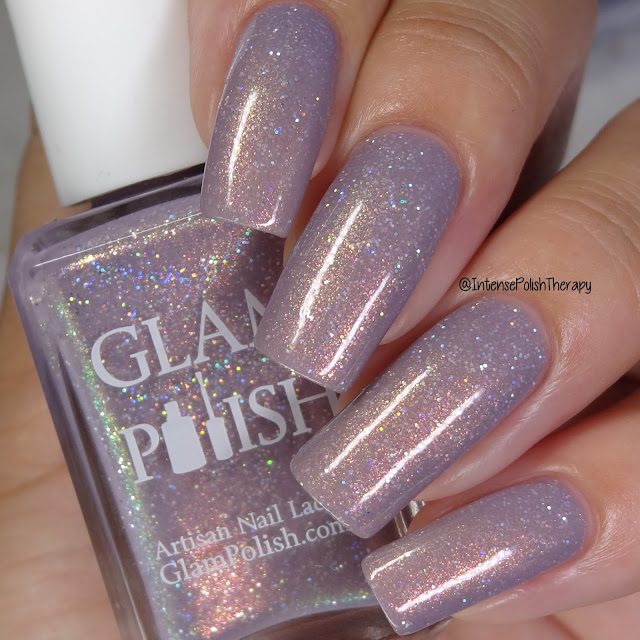 Glam Polish No Guy Is Worth Your Life, Not Ever!