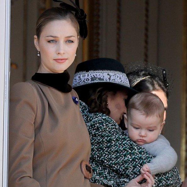 Princess Charlene, Princess Caroline, Princess Stephanie, Beatrice Borromeo, Tatiana Casiraghi, Camille Gottlieb, Pauline Ducruet, Princess Gabriella