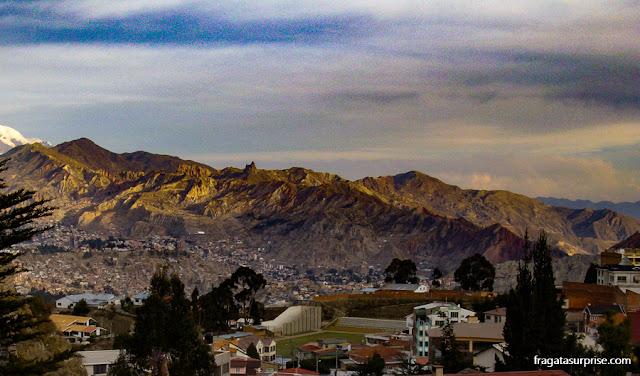 Parque El Montículo, La Paz, Bolívia