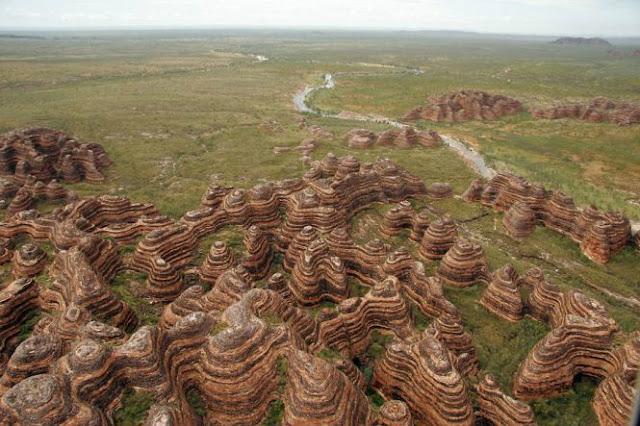 Cordilheira de Bungle Bungle Austrália