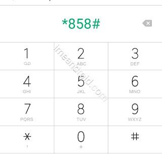 Cara transfer pulsa Telkomsel via kode dial