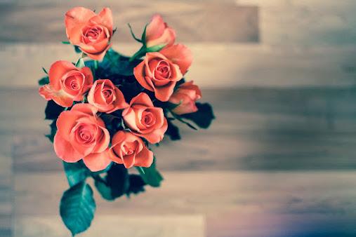 أحلى الورود ورق حائط 17