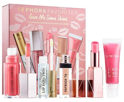 Sephora Favorites Set The Give Me Some Shine Balm and Gloss Lip Set