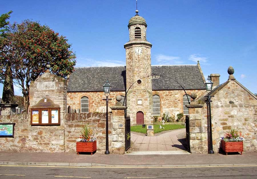 Elie, Fife, the Parish Church