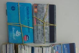 Polícia Civil prende três e localiza laboratório de cartões clonados