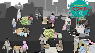 Info Penting ! Seluruh Pasar Tradisional Milik Pemkab Purworejo Ditutup di Hari Minggu