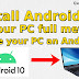 How to install Android 10 on PC - Bliss OS 12 full Installation method