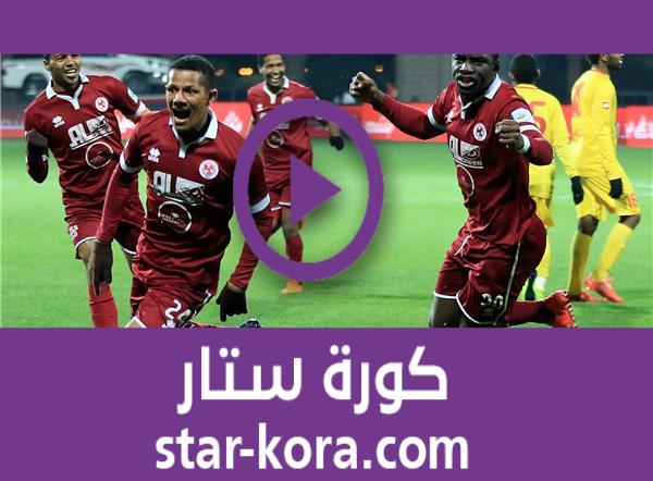 مشاهدة مباراة الاتحاد والفيصلي بث مباشر كورة ستار اون لاين لايف 19-08-2020 الدوري السعودي