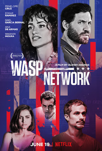 Wasp Network (Web-DL 720p Ingles Subtitulada) (2019)