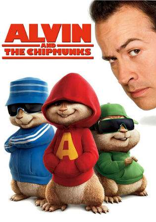 Alvin and The Chipmunks 2007 DVDRip 700MB English ESub x264 Watch Online Full Movie Download bolly4u