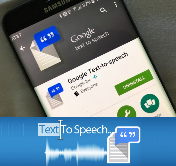 Alternative Voice Variations Not Support all Android Devices in Google Text to Speech, Update to v3.11.10